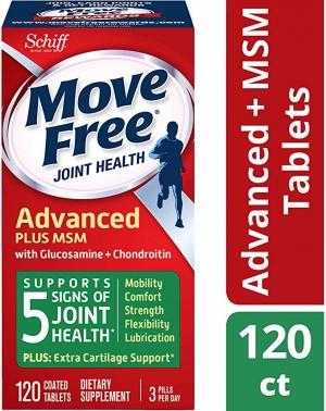 ihocon: [關節保養] Move Free Joint Health Supplement Tablets, (120 Count)