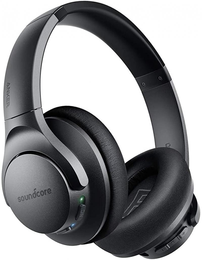 ihocon: Anker Soundcore Life Q20 Hybrid Active Noise Cancelling Headphones 無線/有線混合式主動降噪耳機