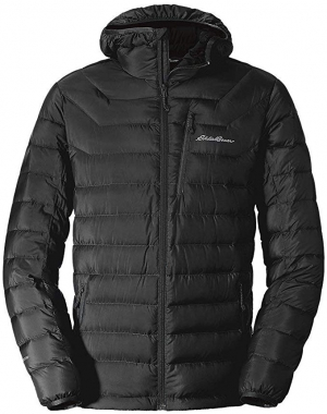 ihocon: Eddie Bauer Men's Downlight Hooded Jacket  男士連帽羽絨外套