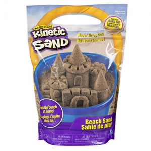ihocon: Kinetic Sand, 3lbs Beach Sand for Ages 3 & Up 動力沙