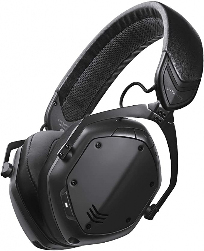ihocon: V-MODA Crossfade 2 Wireless Codex Edition with Qualcomm aptX and AAC 無線耳機