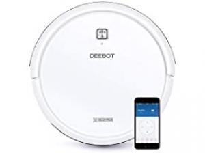 ihocon: DEEBOT N79W+ Robotic Vacuum + Wifi 智能吸地機器人