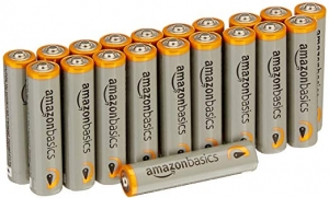 ihocon: AmazonBasics AAA 1.5 Volt Performance Alkaline Batteries - Pack of 20電池