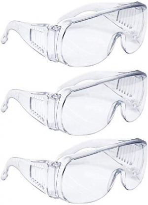 ihocon: JOBSS Safety Protective Glasses,(3 Pack) 護目鏡