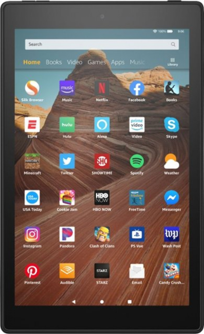 ihocon: Amazon Fire HD 10 10.1 Tablet 32GB