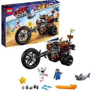 ihocon: LEGO The Movie 2 MetalBeard's Heavy Metal Motor Trike! 70834 Building Kit (461 Piece)