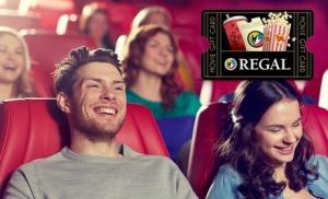 ihocon: $20 Regal Cinemas eGift Card 只賣$10