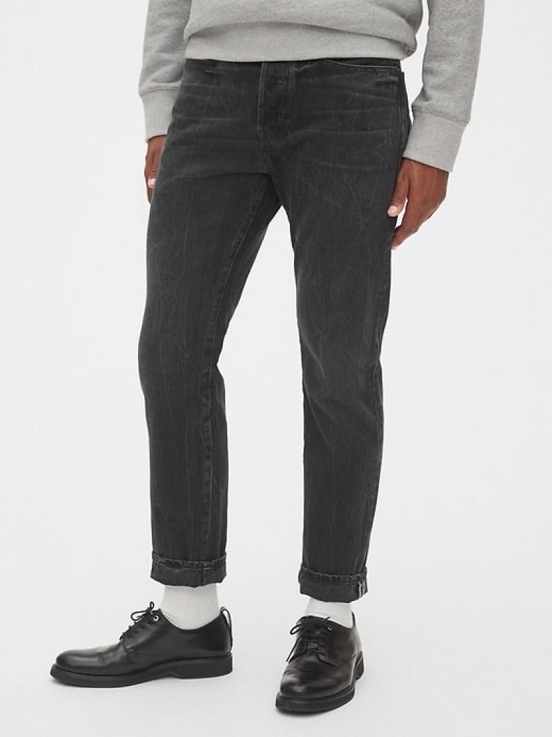 ihocon: GAP Easy Taper Jeans 男士牛仔褲