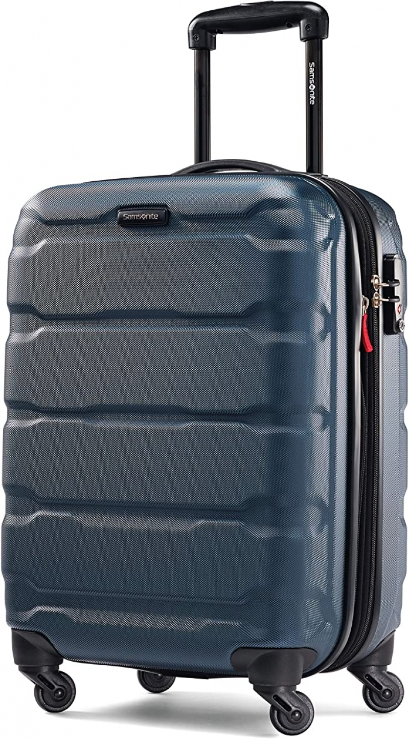 ihocon: Samsonite Omni PC Hardside 20-Inch One Size Spinner 硬殼行李箱