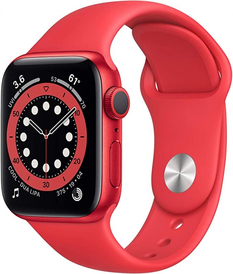 ihocon: New AppleWatch Series 6 (GPS, 40mm)