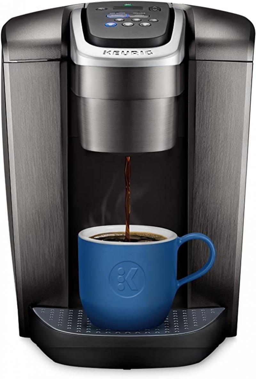 ihocon: Keurig K-Elite Coffee Maker, Single Serve K-Cup Pod Coffee Brewer, With Iced Coffee Capability 膠囊咖啡機(含冰咖啡功能)