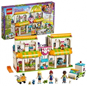 ihocon: LEGO Friends Heartlake City Pet Center 41345 Building Kit (474 Pieces)