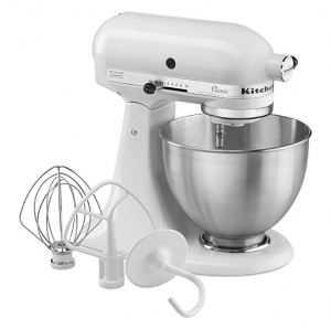 ihocon: KitchenAid Classic Series 4.5 Quart Tilt-Head Stand Mixer攪拌機