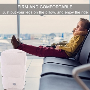 ihocon: Cocoarm Air Inflatable Footrest Inflatable 充氣腳凳