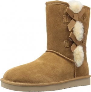 ihocon: Koolaburra by UGG Women's Victoria Short Fashion Boot女靴