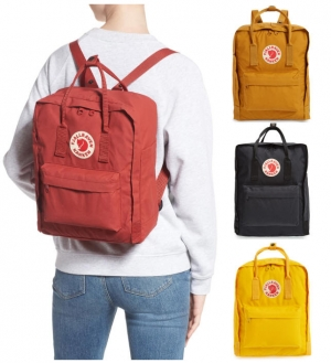 ihocon: FJALLRAVEN Kanken Water Resistant Backpack 背包 - 多色可選