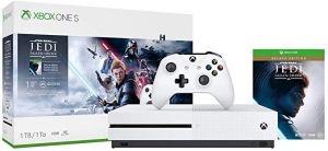 ihocon: Xbox One S 1TB - Star Wars Jedi: Fallen Order Bundle