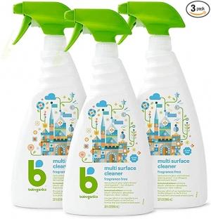 Babyganics 萬用清潔劑 32oz 3瓶 $12.69(原價$21.43)
