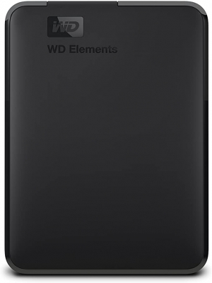 ihocon: WD 5TB Elements Portable External Hard Drive, USB 3.0 外接硬碟