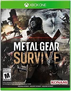 [新低價] Xbox One遊戲 – Metal Gear Survive $8.08(原價$39.99, 80% Off)