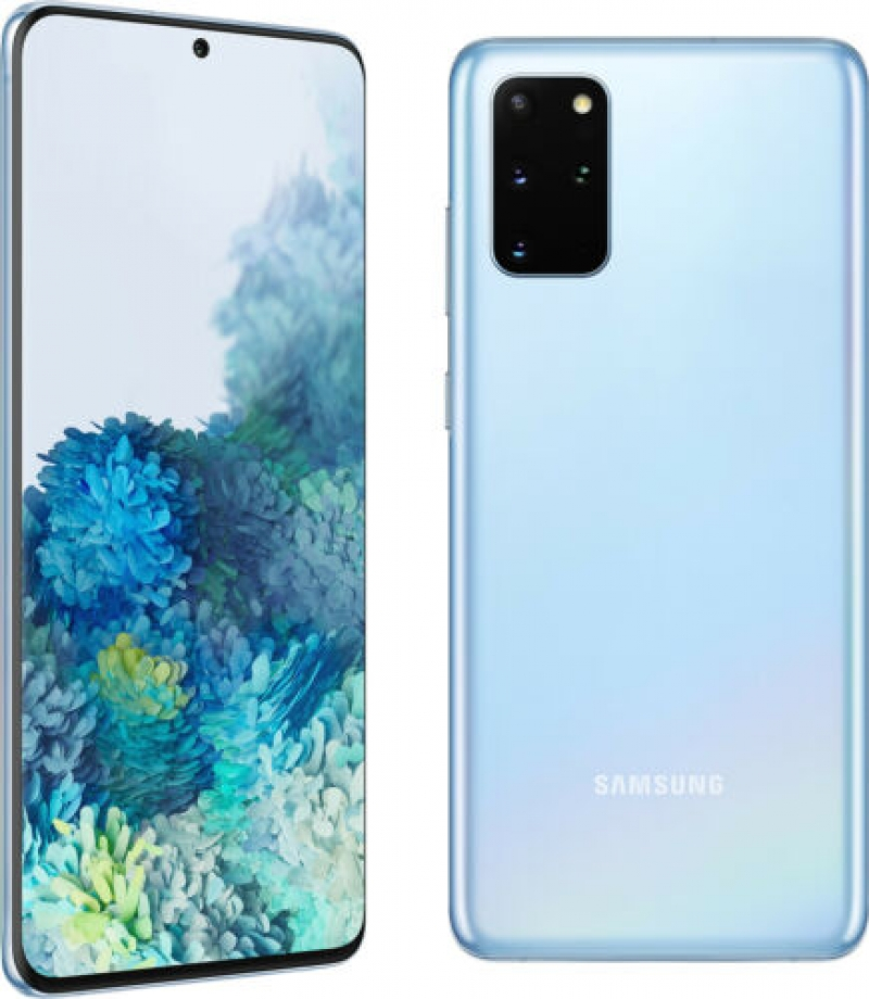 ihocon: Samsung Galaxy S20+ 5G 128GB BLUE (Unlocked)無鎖手機
