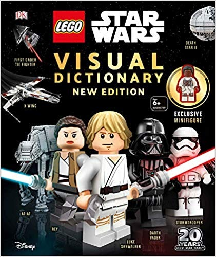 LEGO Star Wars Visual Dictionary (精裝本) $9.30(原價$21.99, 58% Off)