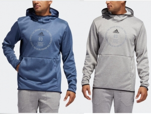 ihocon: adidas Team Issue Badge of Sport Hoodie Men's男士連帽衫-多色可選