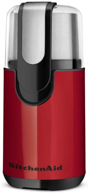 ihocon: KitchenAid BCG111ER Blade Coffee Grinder - Empire Red 咖啡磨豆機/研磨機