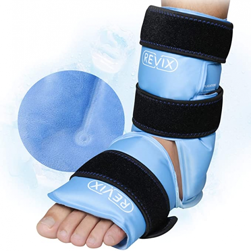 ihocon: REVIX Ankle Ice Pack Wrap 足踝冰敷套