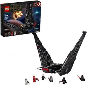 樂高星球大戰 LEGO Star Wars: The Rise of Skywalker Kylo Ren's Shuttle 75256 (1,005 Pieces) $129.99免運