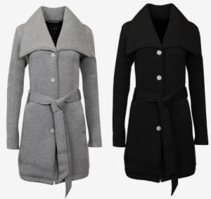 ihocon: Steve Madden Women's Belted Softshell Jacket女士外套