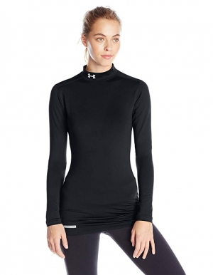 ihocon: Under Armour Women's Cold Gear Authentic Mock Shirt