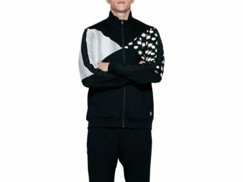 ihocon: ASICS Tiger Men's Track Jacket男士夾克