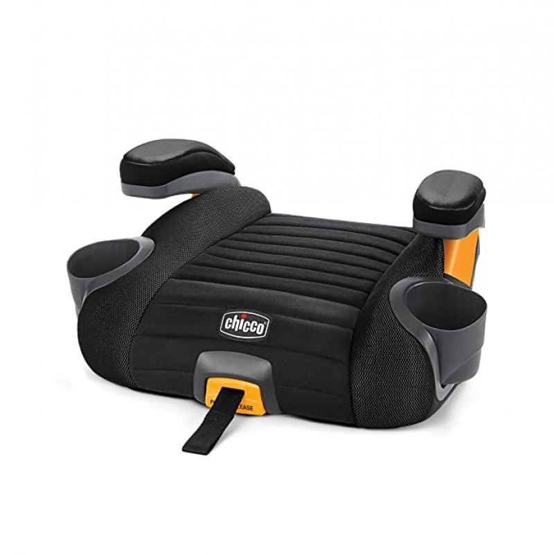 ihocon: 奇哥Chicco GoFit Plus Backless Booster Car Seat 兒童汽車座椅