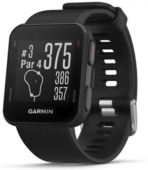 ihocon: Garmin Approach S10 - Lightweight GPS Golf Watch, Black, 010-02028-00 高爾夫錶