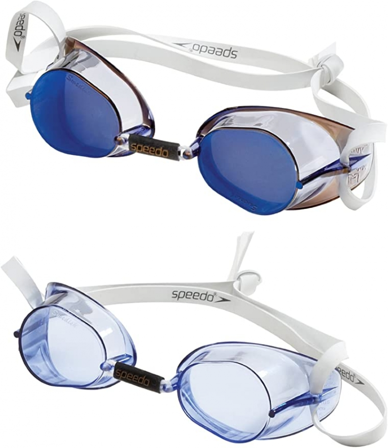 ihocon: Speedo Swedish Two-Pack Swim Goggles 蛙鏡2副