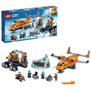 ihocon: LEGO樂高 City Arctic Supply Plane 60196 Building Kit (707 Piece)