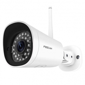 ihocon: Foscam G4 Ultra-HD 4MP IP WiFi Bullet Camera with Motion/Sound Detection & Alert Notification 居家防盜監視鏡頭