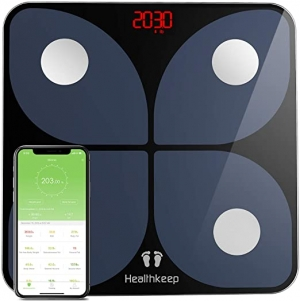 ihocon: Healthkeep Body Fat Scale with iOS and Android App 體脂體重計