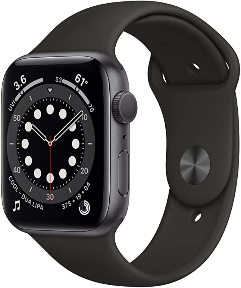 [最新款] New AppleWatch Series 6 特價: 40mm $374.98 / 44mm $399.99