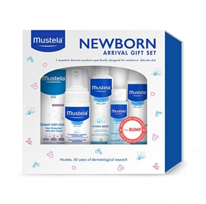 ihocon: Mustela Newborn Arrival Gift Set 新生兒禮盒