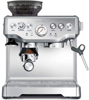 ihocon: Breville the Barista Express Espresso Machine, BES870XL 義式咖啡機