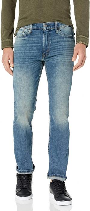 ihocon: Levi's Men's 513-Slim Straight Jean 男士牛仔褲
