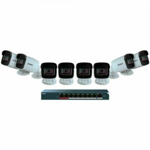 Uniden UC8800 居家安全防盜監視系統-8個鏡頭 $249 免運