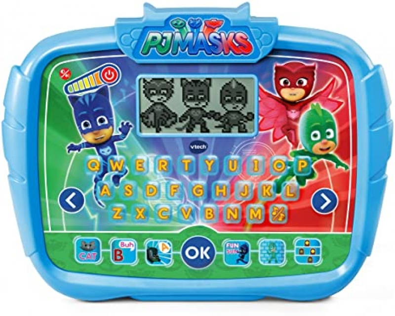 ihocon: VTech PJ Masks Time to Be A Hero Learning Tablet兒童學習平板