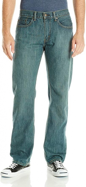 ihocon: Levi's Men's 559 Relaxed Straight Fit Jean男士牛仔褲