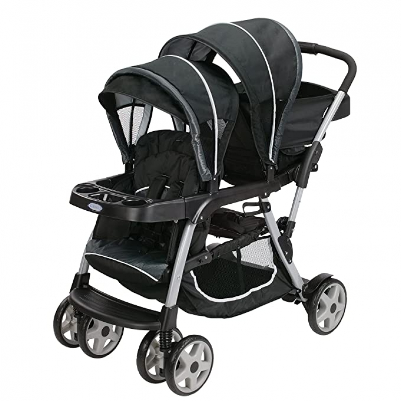 ihocon: Graco Ready2Grow LX Double Stroller | Lightweight Double Stroller輕型雙人嬰兒車