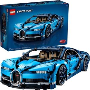 LEGO樂高積木Technic系列布加迪超跑Bugatti Chiron Supercar (42083) $289.99(原價$445.49)