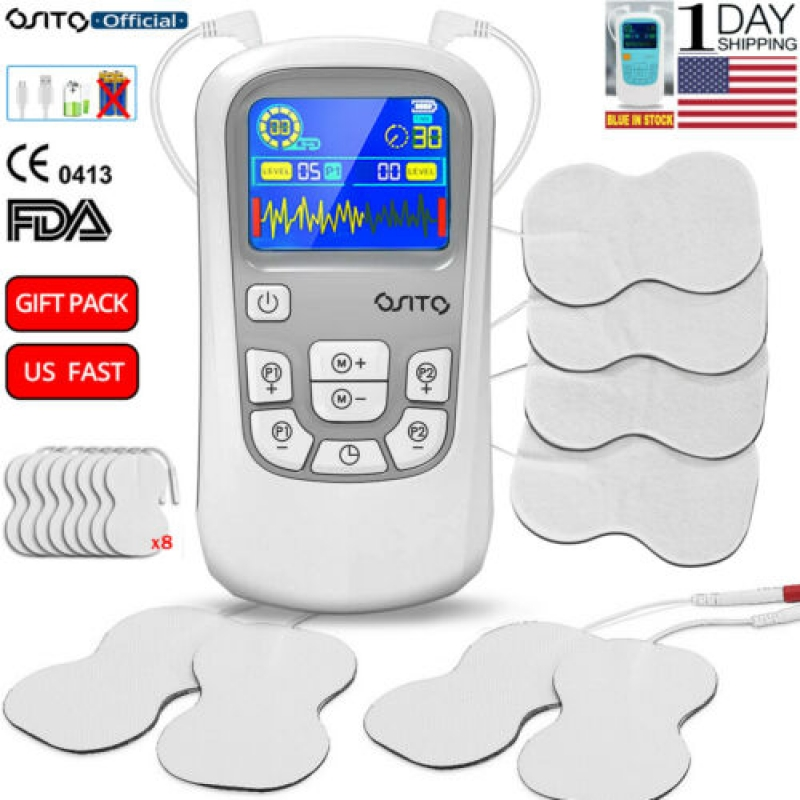 ihocon: OSITO Tens Unit Electronic Pulse Massager 止痛儀