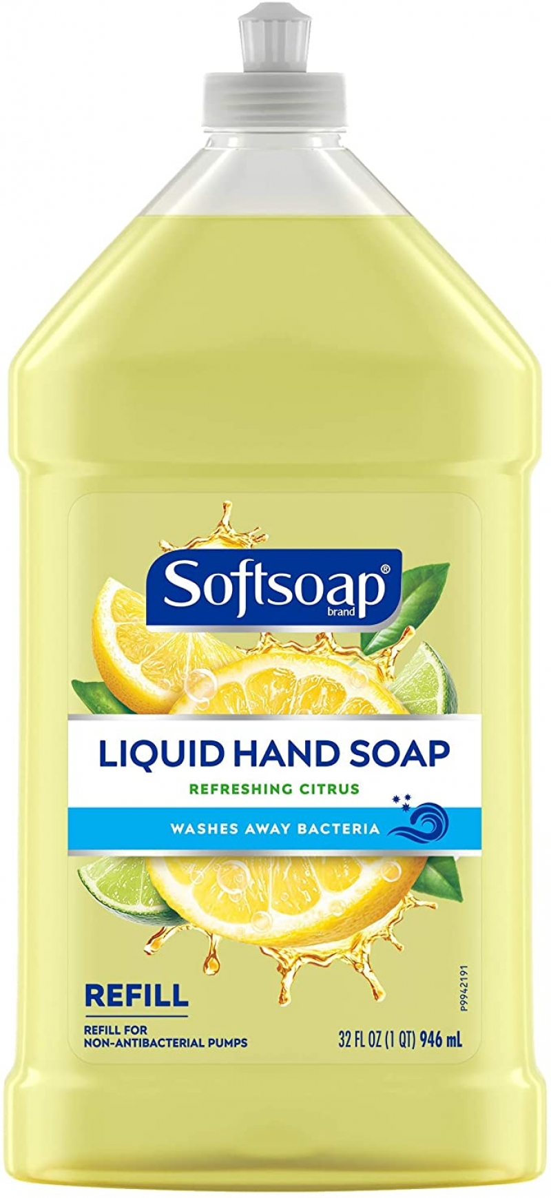 ihocon: Softsoap Liquid Hand Soap Refill, fresh,citrus, 32 Fl Oz 洗手液皂